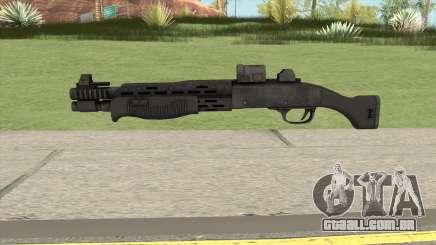 Binary Domain - HIG-S8 Shotgun para GTA San Andreas