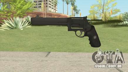 Smith and Wesson Model 500 Revolver Blackhawk para GTA San Andreas