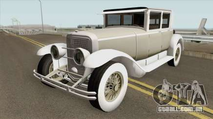Cadillac 341A Deluxe Sedan Roosevelt Style 1928 para GTA San Andreas
