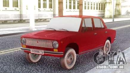 VAZ 2101 Alto da Roda para GTA San Andreas