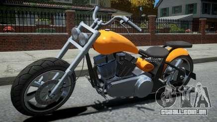 Steel Horse Beast para GTA 4