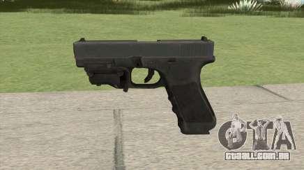 Glock 17 Laser para GTA San Andreas