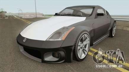 Annis ZR380 Stock GTA V IVF para GTA San Andreas