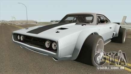 Dodge Ice Charger RT 70 para GTA San Andreas
