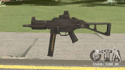Battle Carnival UMP-45 para GTA San Andreas