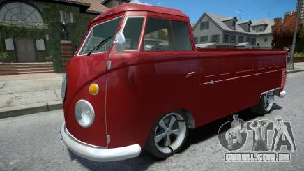 Volkswagen Kombi Pick-Up para GTA 4