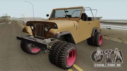 Jeep Commando 1969 para GTA San Andreas