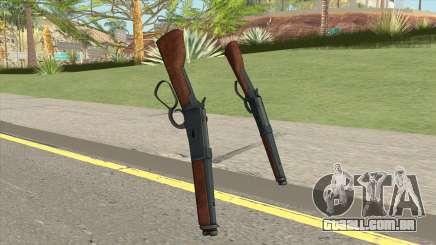 Sawnoff Winchester Model 1892 (Mares Leg) para GTA San Andreas