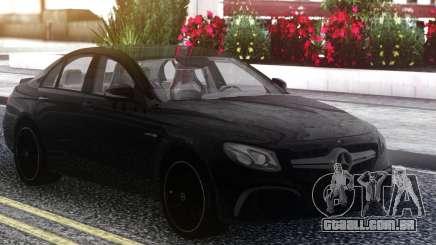 Mercedes-Benz E63 AMG S W213 para GTA San Andreas