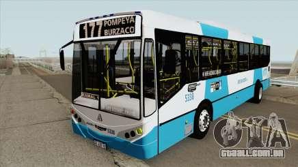 Linea 177 Metalpar Iguazu II Agrale MT15 Interno para GTA San Andreas