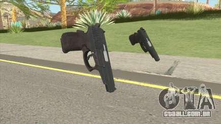 SR1M Pistol Default para GTA San Andreas