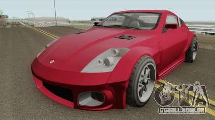 Annis ZR380 Standard V2 GTA V IVF para GTA San Andreas