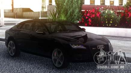 Audi Rs7 Black Edition para GTA San Andreas