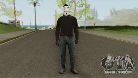 Random Skin V2 para GTA San Andreas