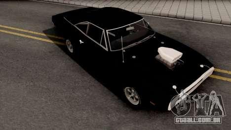 Dodge Charger 1970 para GTA San Andreas
