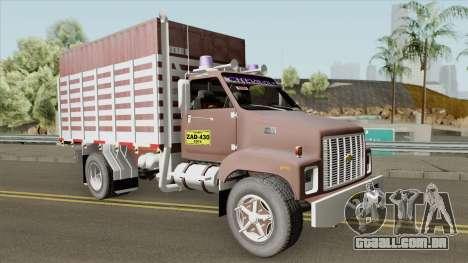 Chevrolet Kodiak para GTA San Andreas