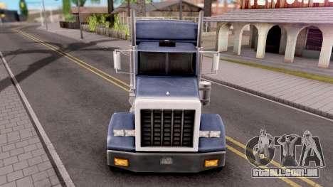 Linerunner GTA VC para GTA San Andreas