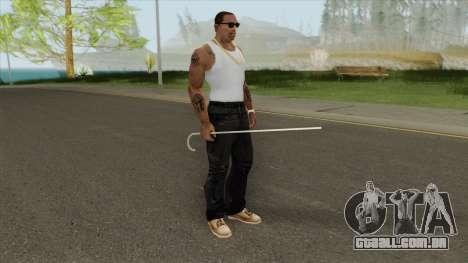 Cane HQ para GTA San Andreas