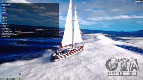 Simple Trainer 9.8 para GTA 5