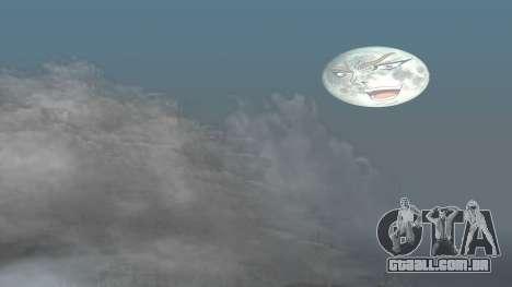 Dio Brando Jojo Moon para GTA San Andreas
