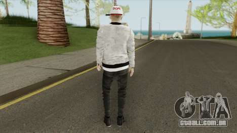 Skin Random Casual v1 para GTA San Andreas