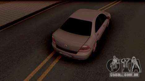 Nissan Almera Classic Oper Style para GTA San Andreas