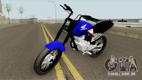 Honda Titan Stunt para GTA San Andreas
