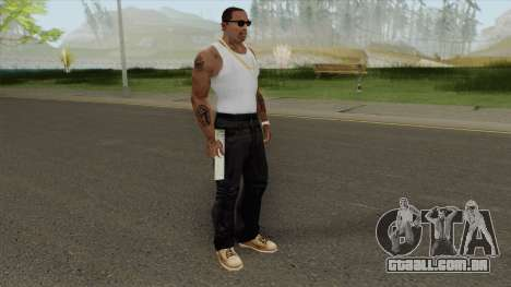 TV Remote Detonator para GTA San Andreas