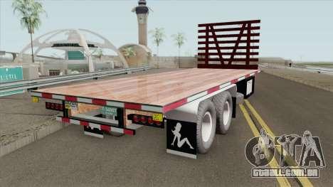 New Remolque para GTA San Andreas
