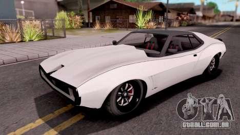 Schyster Deviant GTA V v2 para GTA San Andreas