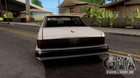 Sentinel from GTA VC para GTA San Andreas