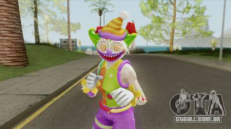 Peekaboo WIth Mask From Fortnite para GTA San Andreas