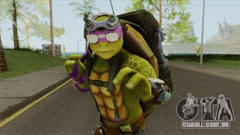 Donatello (TMNT: Out Of The Shadows) para GTA San Andreas