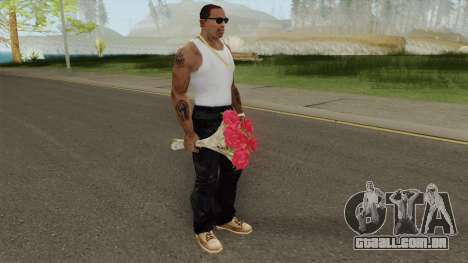 Flowers HQ para GTA San Andreas