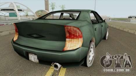 Kuruma GTA III para GTA San Andreas