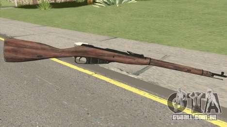 Rifle HQ para GTA San Andreas