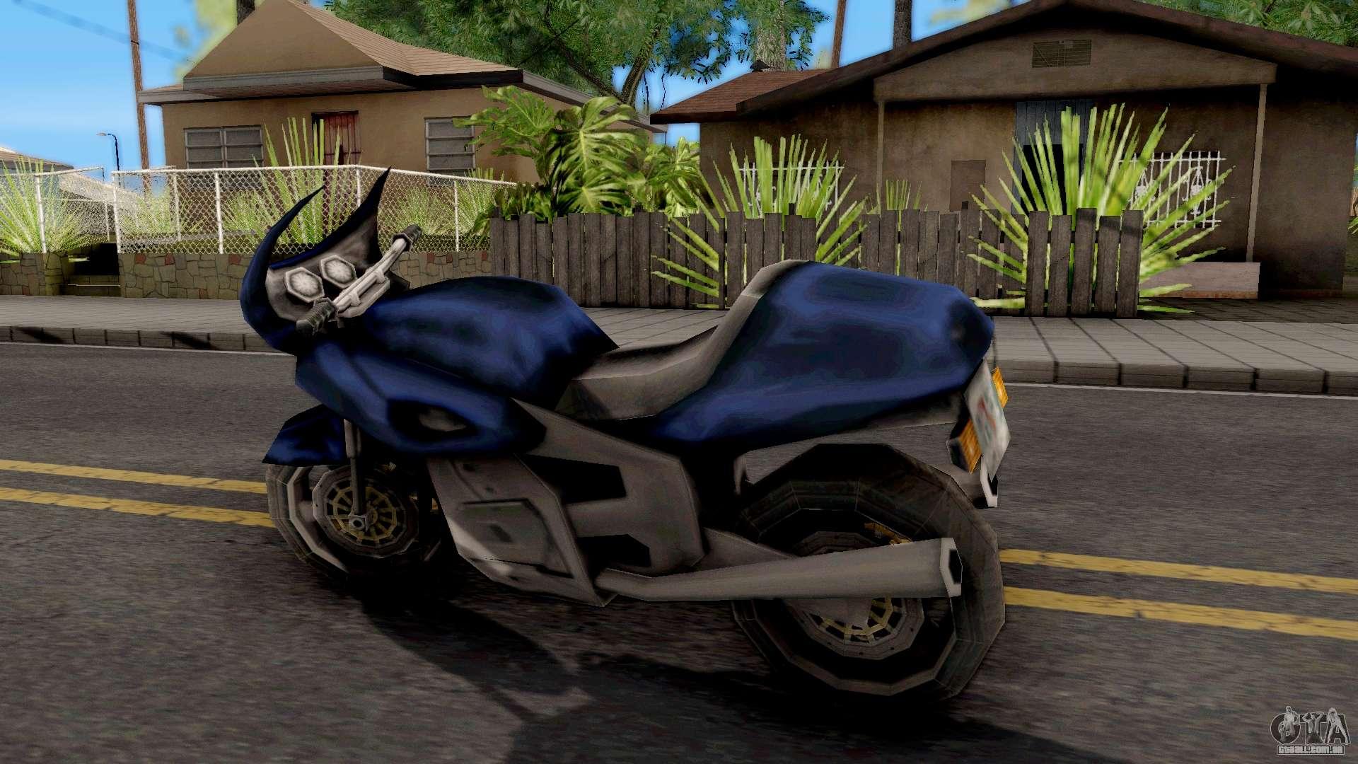 PCJ-600 GTA VC para GTA San Andreas