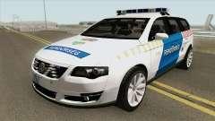 Volkswagen Passat Variant Magyar Rendorseg para GTA San Andreas