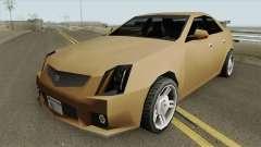 Cadillac CTS-V 2010 (SA Style) para GTA San Andreas