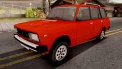 VAZ 2104 Direito Leme para GTA San Andreas