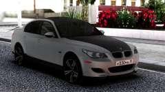 BMW M5 E60 Carbon para GTA San Andreas