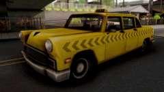Cabbie GTA VC para GTA San Andreas