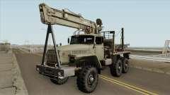 Ural 43204 Caminhão para GTA San Andreas