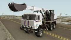 KamAZ-55111 para GTA San Andreas