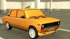 VAZ 2106 Sacharissa para GTA San Andreas