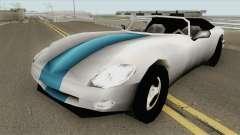 Banshee GTA III para GTA San Andreas
