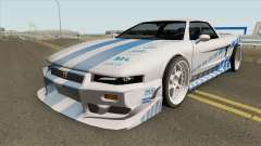 Infernus R34 2Fast2Furious Edition para GTA San Andreas