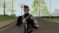 Wally West Legendary para GTA San Andreas