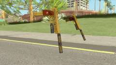 Hawk And Little Pistol (Luxury Finish) V2 GTA V