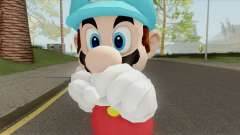 Mario Hielo para GTA San Andreas